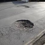 It's That Time of Year: Pothole Season
